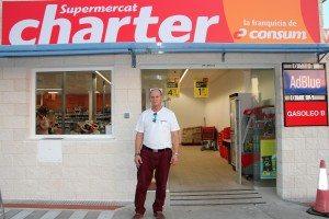 Pepe Adriá davant el Charter de BDMED