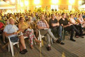 L'acte contà amb més de 400 assistents
