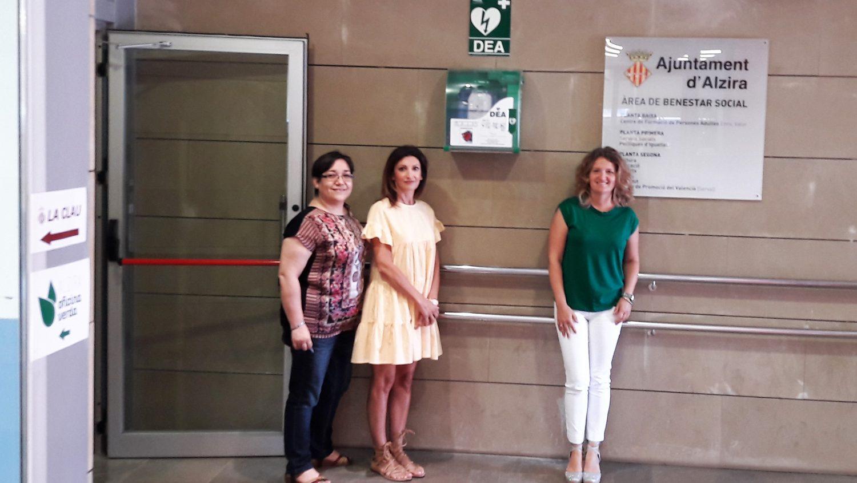 Alzira ha 8 en diverses instal - Piscina coberta algemesi ...