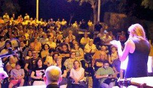 Jazz al carrer pobles públic