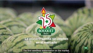 Melo Alger bouquet 25 anys