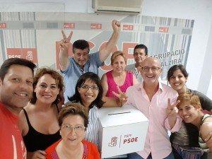 PSOE primarias comunitat