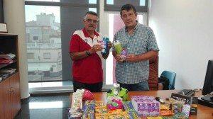 Eduardo Redal i Pepe Grau