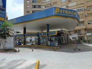 gasolinera Av luis suñer