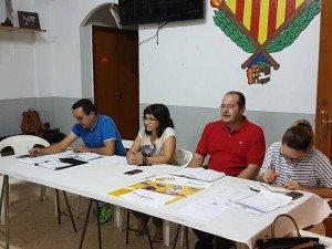 Junta L Fallera reunió 1