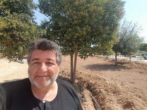 Fernando Pascual en el futur prat de Tulell