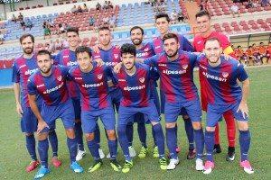L'equip titular