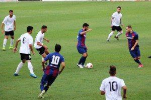 Cristian Herrera a la dreta de la imatge