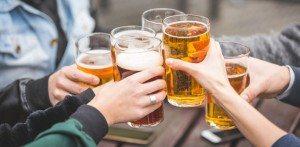 alcohol consum
