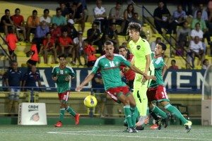 Levante i Marruecos dos semifinalistes