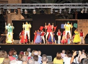 Alcudia festival danses festes