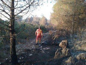 Rafelguaraf incendi barranc setm 17