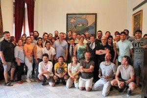 Sueca concurs paella embaixadors