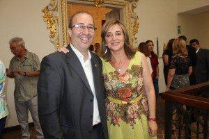 Diego Gómez i Elena Bastidas