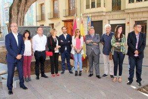L'equip de govern d'Alzira