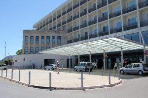 Hospital façana 1
