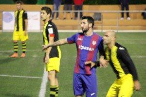 Francesc anota els seus primers gols