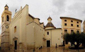 Vilanova de Castelló parròquia