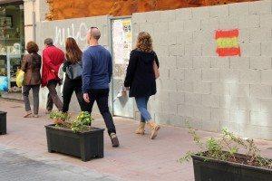 pintada bandera espanyola