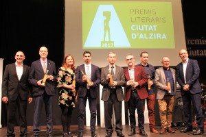 premis literaris alzira 17 guanyadors en gala