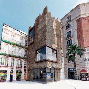 Imatge virtaul del futur estudi d'arquitectura