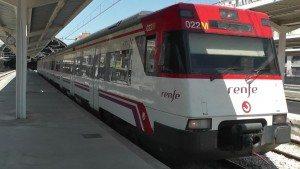 transport tren