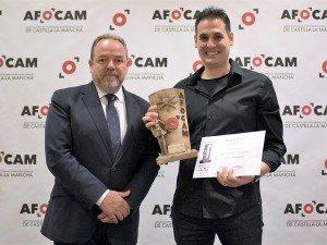 Alcudia Àlvaro Ruiz premio Quijote