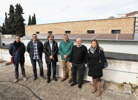 Alcudia renovables Bort