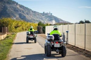 Cullera Policia Rural