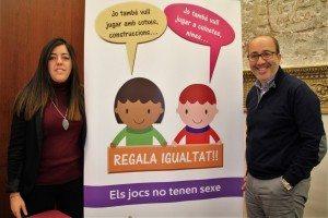 Marina Mir i Diego Gómez