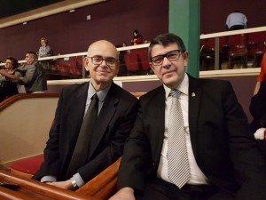 Pedro Benedito i Pepe Grau
