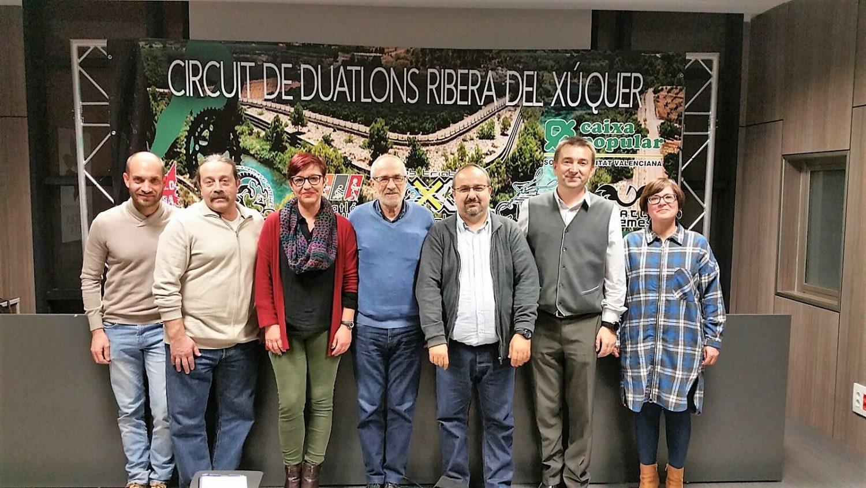 Circuito Ribera : El i circuit de duatlons ribera del xúquer arranca el a alzira