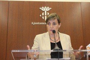 Elena Bastidas en 2013