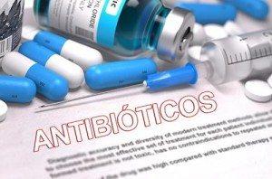Hospital antibiotics