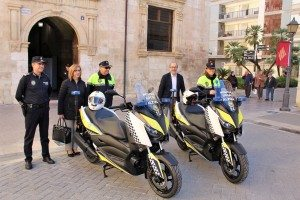 Policia local noves motos