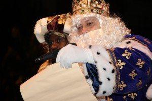 reis mags cavalcada Melcior llegint