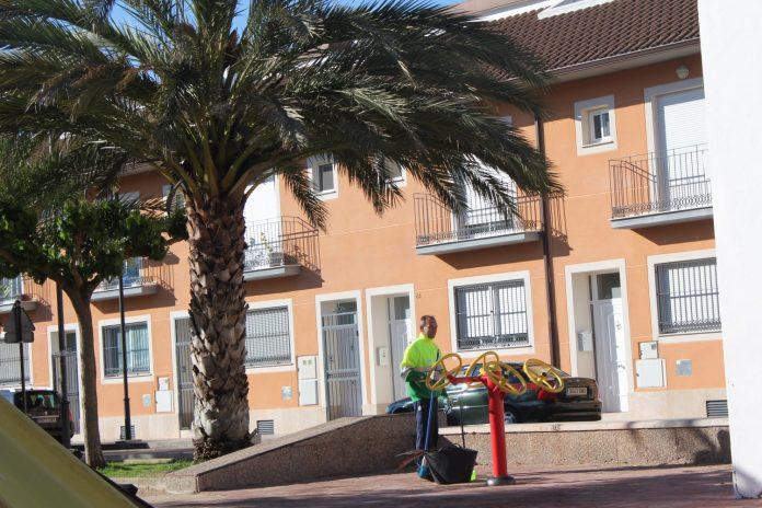 Plaça de La Barraca d'Aigües Vives