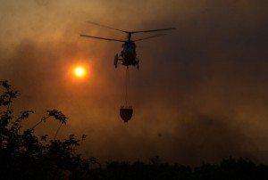 INCENDI Casella Helicopter