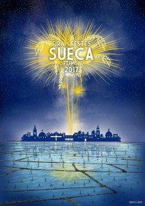 Sueca cartells festes 17