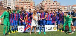 El Barça guanyador de les dos últimes edicions