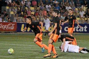 El surcoreà Kanjing Lee destacà davant el Sevilla