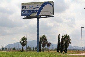El parc empresarial d'Alzira