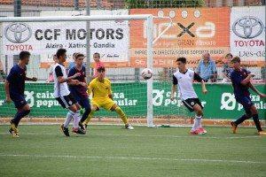 El Barça ha derrotat 2-0 al València este matí