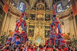Muixeranga Basílica Interior