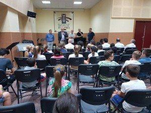Societat Musical inici curs 1