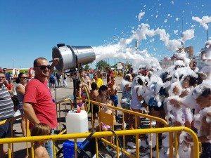 La festa aquàtica ha estat multitudinària