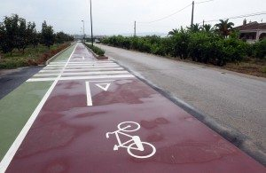 Catadau carril bici llombai ii