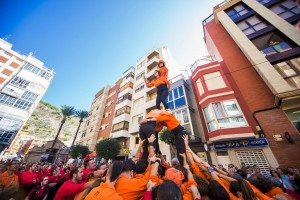 Muixeranga Jove València