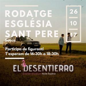 RODATGE EL DESENTIERRO
