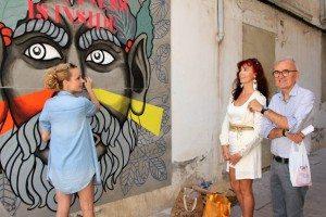 art al carrer mural mai